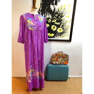 Gorgeous Vintage Patio Dress